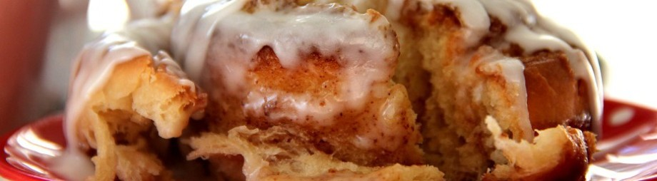 Heavenly Cream Cheese CinnamonRolls