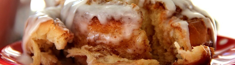 Heavenly Cream Cheese Cinnamon Rolls